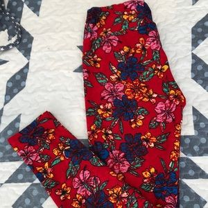 LuLaRoe leggings. One Sz